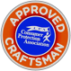 Consumer Protection Agency (CPA) Approved Craftsman